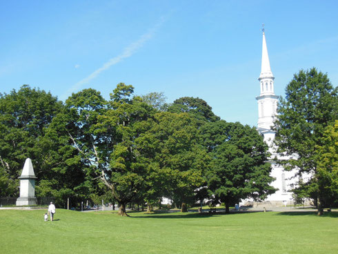 The First Shots of the American Revolution Were Fired Here on April 19, 1775