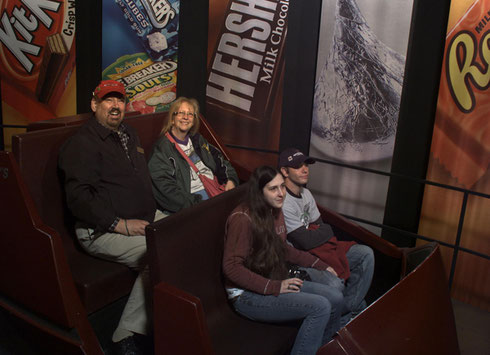 2013 The Ride at Hershey's Chocolate World is a Must-Do Experience