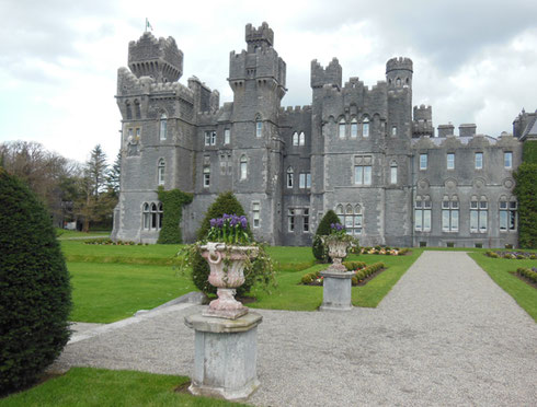 2014 Once Home to the Guiness Family, Ashford Castle is Today a Resort Hotel
