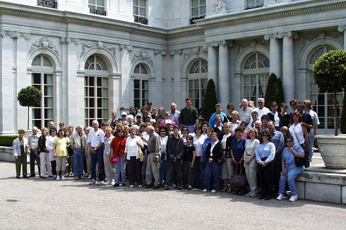 Our Group Visited Newport in 2003.  Do you recognize anybody?
