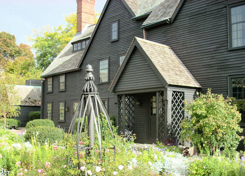 The Oceanfront Gardens at the House of Seven Gables are Worth the Price of Admission