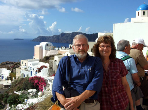 2011 Santorini - Everybody wants their Photo Taken in Oia