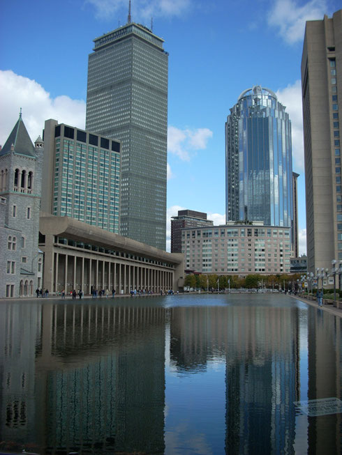 Boston's Prudential Center is one of the Many Sights in Town!