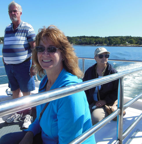 2013 Our Trip Always Includes a Harbor Cruise Aboard the Island Lady - What a Day!