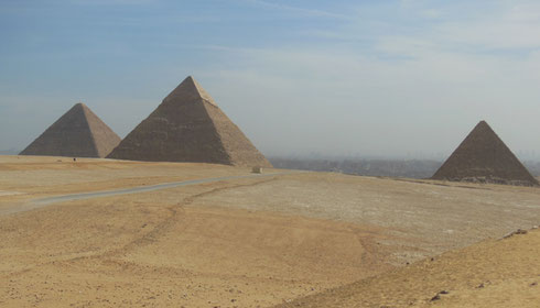 2016 The Great Pyramids have Dominated the Landscape of the Giza Plateau for Millennia
