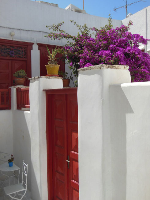 2013 Another View of the Wonders of Mykonos from a Greek Shore Excursion