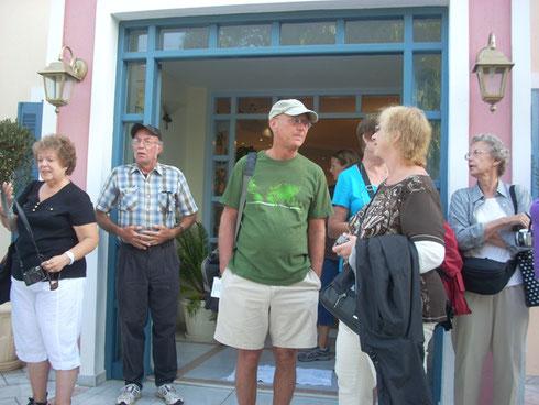 2011 Santorini - Ready for a Farewell to this Wonderful Island Paradise