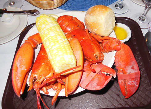 Twin Lobsters is one of the Real Reasons to Visit Boothbay Harbor - Ask us Where to Go!