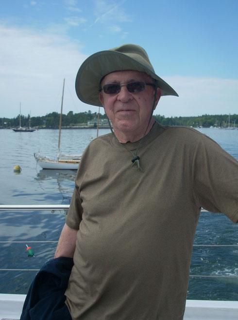 2011 Sailboats, Lobster Traps, a Stiff Ocean Breeze - an Unforgettable Ocean Voyage