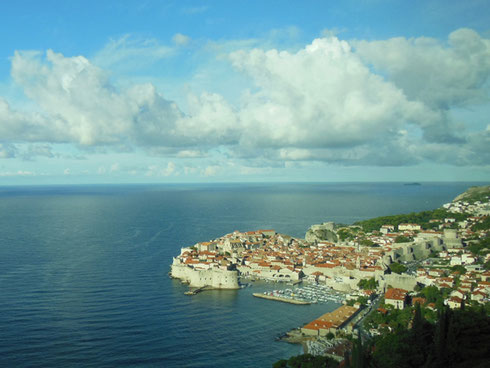 The Medieval Walled City of Dubrovnik is on Everybody's Bucket List - Spectacular!