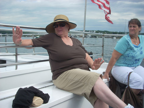 2011 This Cruise Makes her Feel Like an Island Princess - or Maybe Like a Queen!