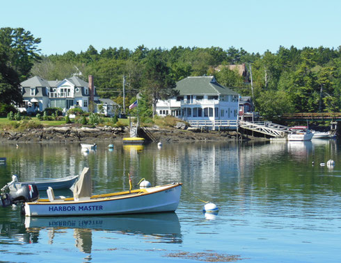 August is a Wonderful Time of Year to Visit Boothbay Harbor - Try it!  You'll Like it!