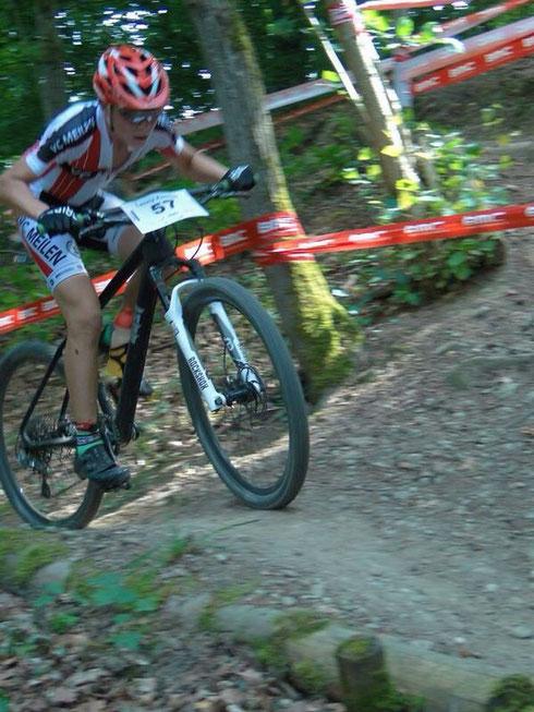 BMC Racing Cup Gränichen, Lenny Kamber