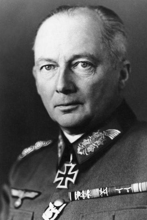 Generalfeldmarschall Hans Günther von Kluge