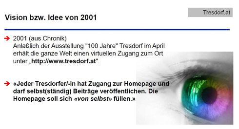 Vision Tresdorf.at