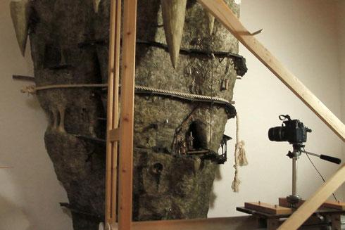 """Die Mine"" im Studio"