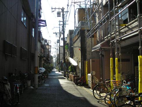 大阪 猪飼野