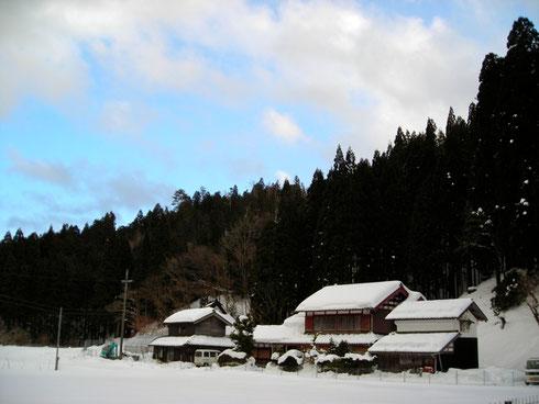 オチヨさんの家