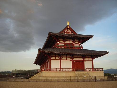平城京 大極殿