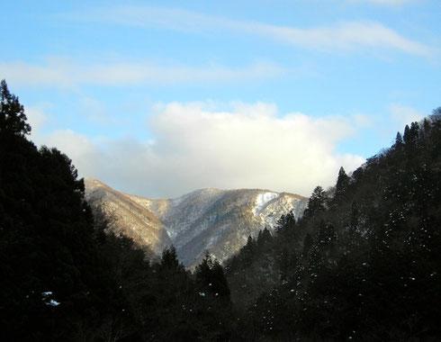 奥比良 武奈ヶ岳
