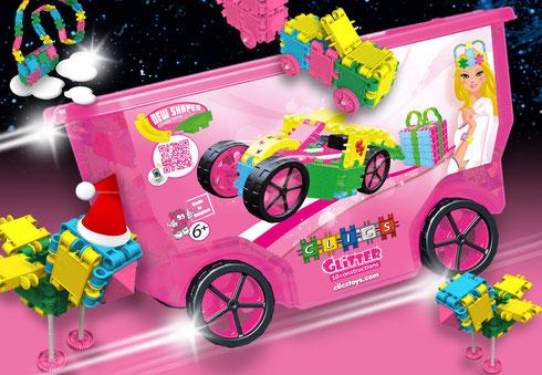 CLICS Rollerbox - eine super Geschenkidee zu Weihnachten oder zum Geburtstag!