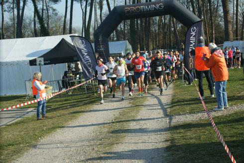 La course se déroulera sur le même parcours que les éditions précédentes plat.
