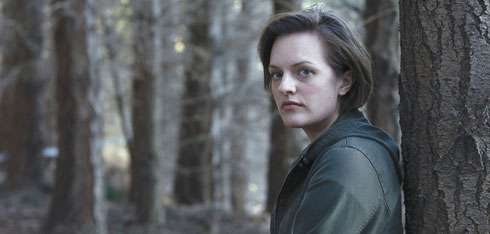 Elisabeth Moss as Robin Griffin, © See-Saw (TOTL) Holdings Pty Ltd 2012