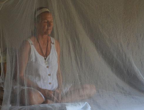 Méditation- Yucatan Mars 2014