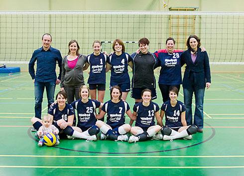 Damen des TV Eppelheim, Saison 2011/2012
