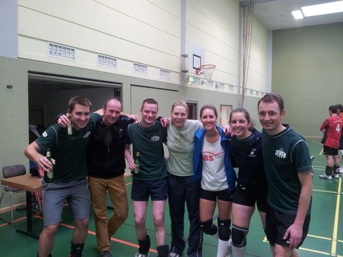 Eppler Mixed Team am 01.03.2015 in Eppelheim