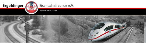 Ergoldinger Eisenbahnfreunde e.V.