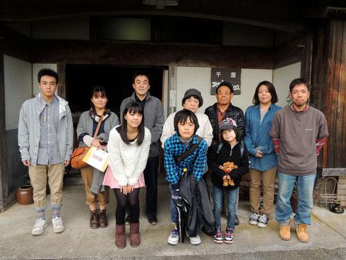 岡山県南から、ご親族サマでお越し下さいました!
