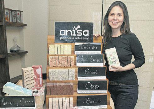 Anisa Jabón, Revista Lideres El Comercio