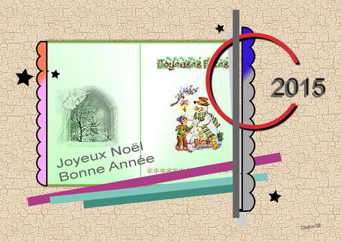 Cartes De Voeux 2015