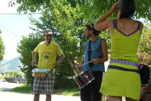 Répète avec Batakoa - Association Zé Samba