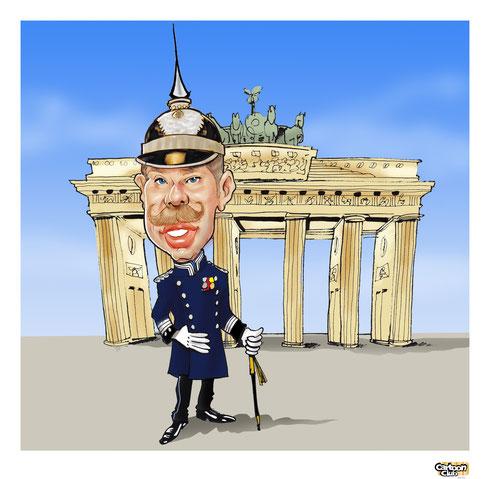 Wachtmeister Otto Piefke