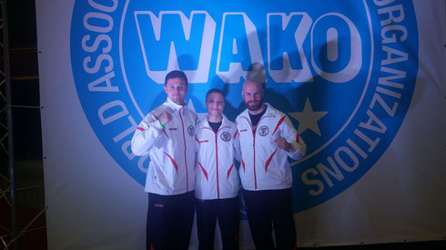 von links: Martin Glinik, Sonja Stacher, Patrick Grabner