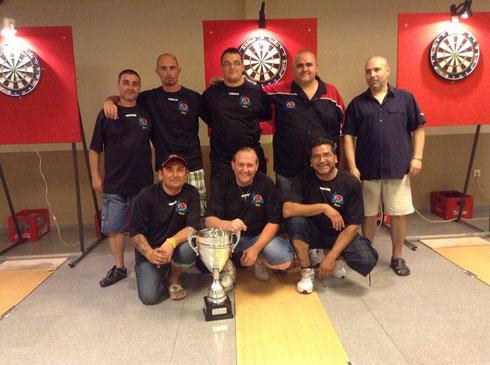 Campeones Copa de Tarragona 2013