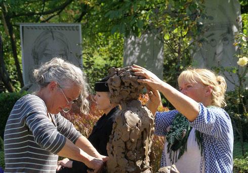 Gezamenlijk portret Koppig Limburg tijdens Last Rose of Summer