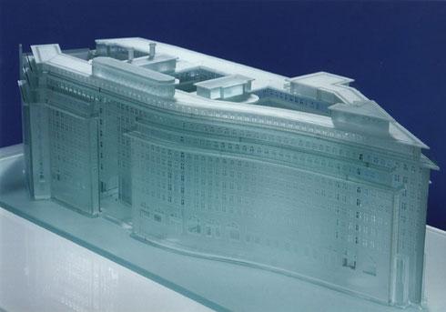 Meisterstück Kay Wopersnow - Chile-Haus aus Glas