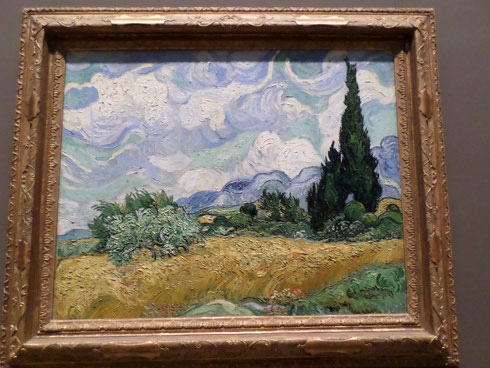 et le Van Gogh , of course !