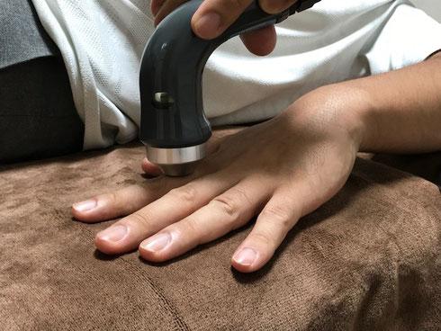 小牧 腱鞘炎 超音波 鍼灸