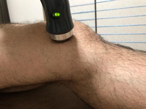 小牧 膝 関節痛 鍼灸 超音波