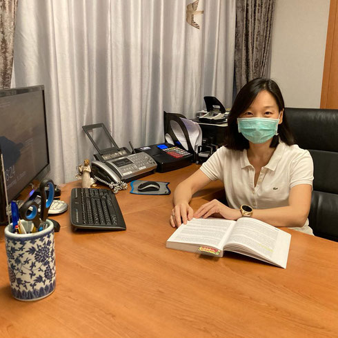 Bitte immer Mund-Nasen-Schutz tragen
