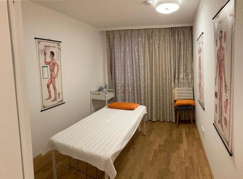 Das Behandlungszimmer 4