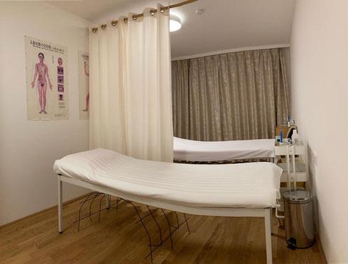 Das Behandlungszimmer 5
