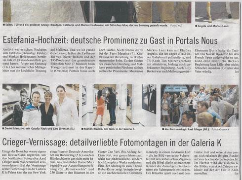 Mallorca Zeitung - 12.06.14