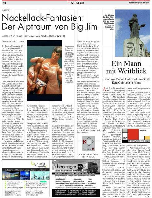 Mallorca Magazin - 15.09.2011