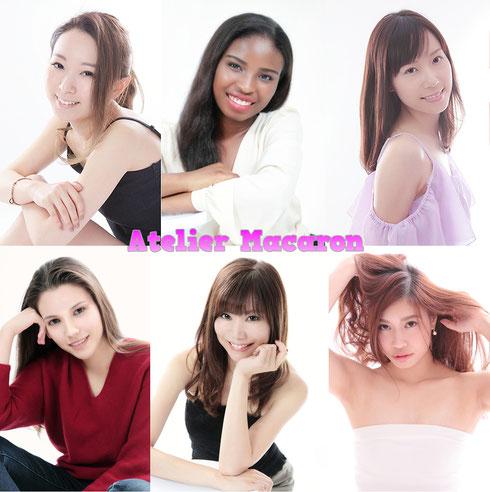 webモデル 女性モデル 商用モデル 広告モデル  派遣 仙台 宮城 東北 モデル募集