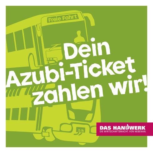 Azubi Ticket Bäckerei Spangemacher